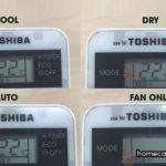 Chế độ A của máy lạnh Toshiba là chế độ gì