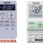Chế độ tiết kiệm điện của máy lạnh Toshiba