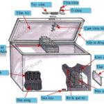 Nguyên lý làm việc của tủ đông, tìm hiểu cách thức làm lạnh thực phẩm