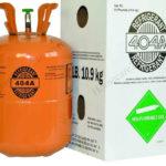 Gas tủ đông sử dụng loại nào, đặc điểm từng loại gas hiện nay