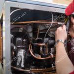 Sửa tủ lạnh âm sâu, địa chỉ sửa chữa thiết bị đáng tin cậy