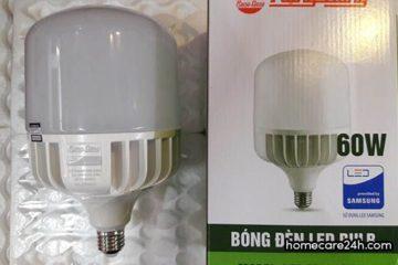 Bóng đèn 60W tiêu thụ bao nhiêu điện một giờ, một ngày