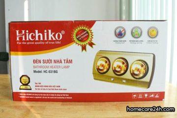 Đèn sưởi nhà tắm Hichiko có tốt không? Có nên mua đèn sưởi Hichiko