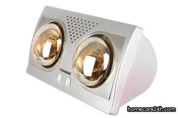 Đèn sưởi nhà tắm Tiross có tốt không? Có nên mua đèn sưởi Tiross không