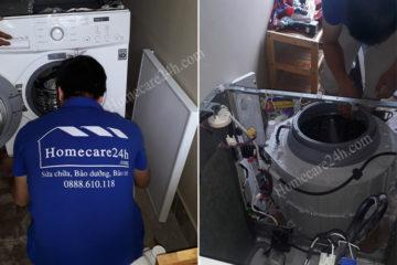 Cấu tạo máy giặt, kiến thức cơ bản cho người sử dụng hiệu quả