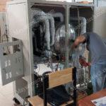 Các thiết bị trên máy sấy thăng hoa, phân tích từ kỹ thuật viên