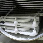 Máy sấy thăng hoa không ngưng tụ hơi nước, kiểm tra và xử lý