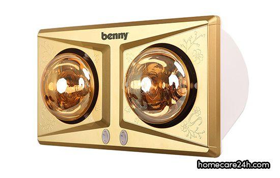 Đèn sưởi nhà tắm Benny