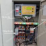 Máy sấy thăng hoa không vào điện, hướng dẫn từ hãng sản xuất