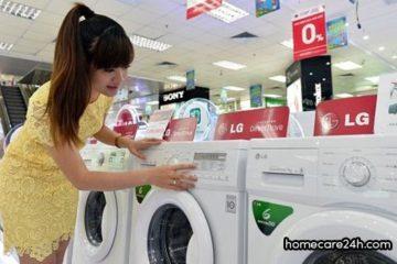 Máy giặt cửa ngang hay cửa đứng tốt hơn? Lời khuyên từ homecare