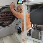 Cấu tạo máy sấy đông khô, kiến thức căn bản trong lĩnh vực sấy khô