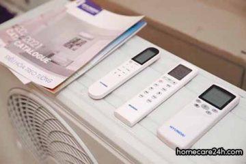 Hướng dẫn sử dụng máy lạnh cơ bản chung cho tất cả các loại điều hòa