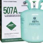 Gas lạnh R507, tìm hiểu về mức độ làm lạnh và các ứng dụng thực tế