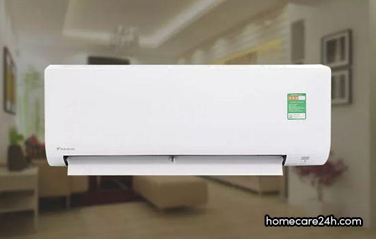 Hướng dẫn sử dụng máy lạnh Daikin