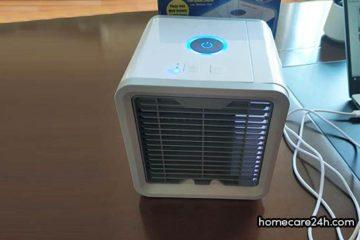 Máy lạnh mini 12V, giá rẻ, tiện lợi nhưng có đáng mua