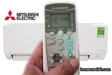 Hướng dẫn sử dụng điều hòa Mitsubishi Electric cơ bản