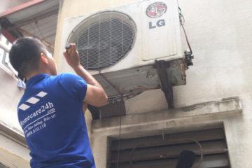 Cục nóng điều hòa rung mạnh, một số nguyên nhân cần lưu ý