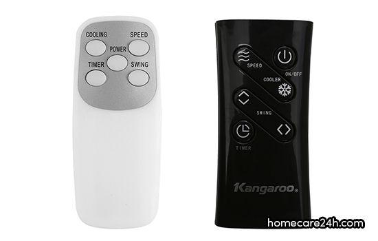Cách sử dụng quạt hơi nước Kangaroo