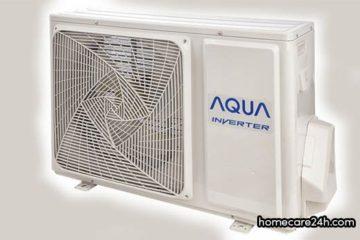 Có nên mua máy lạnh AQUA không, một vài gợi ý từ homecare24h