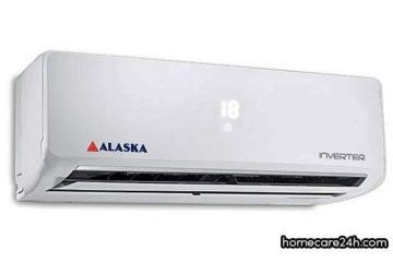Cách hẹn giờ máy lạnh Alaska, hướng dẫn từ homecare24h