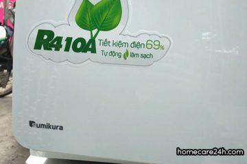 Điều hòa Sumikura có tốn điện không? Giải thích từ homecare24h